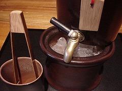 焼酎サーバー清水
